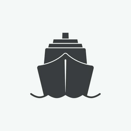 Boat Vector Icon