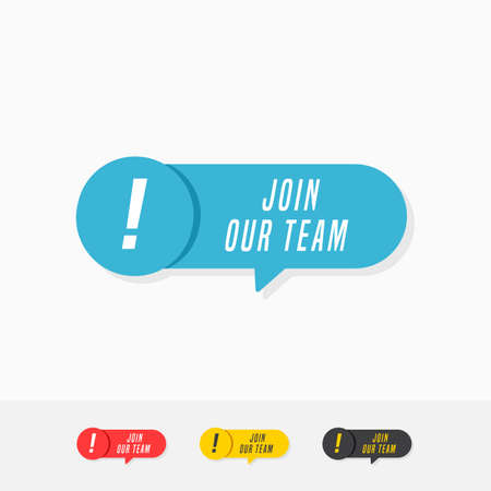 Join Our Team Tags