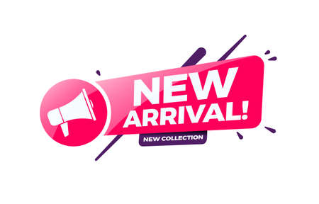 New Arrival 50% Off Shopping Label