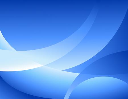 hape: Blue backgound, vector illustration, file included Illustration