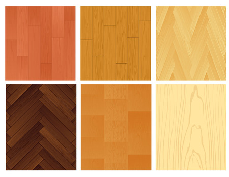 Seamle wooden backgrounds Stock Vector - 6449391