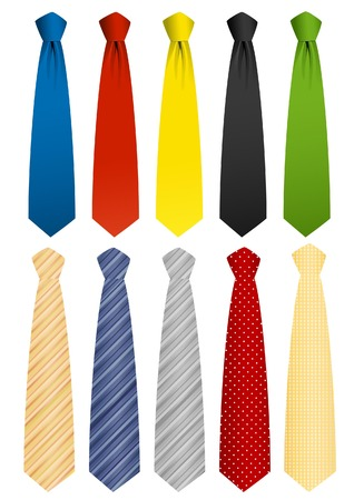 yellow jacket: Tie set