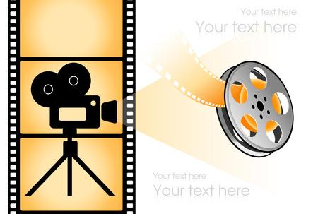 clacker: Cinema background