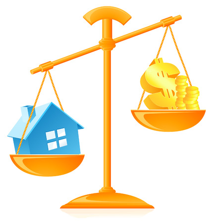 commercial law: Home on scales