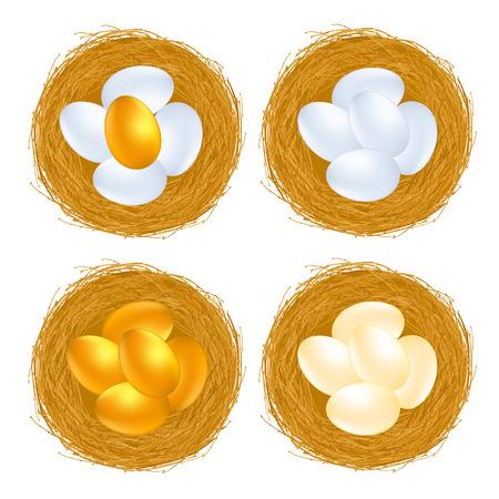 uova d oro: Golden eggs