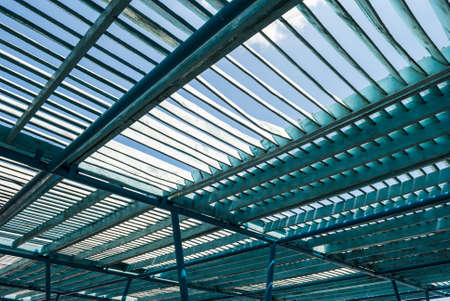 Penumbral roof Stock Photo - 12745004