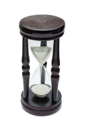 The old hourglass  photo