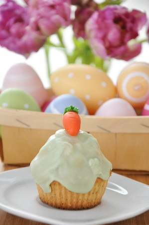 Easter Cupcakes Stock Photo - 18223201