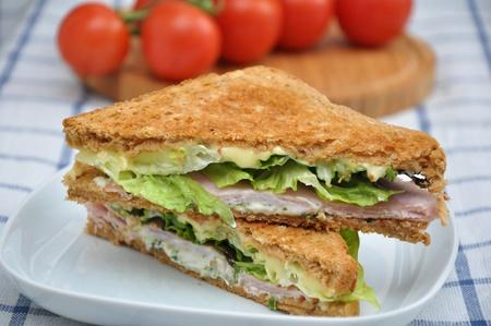 Sandwich Stock Photo - 18287573