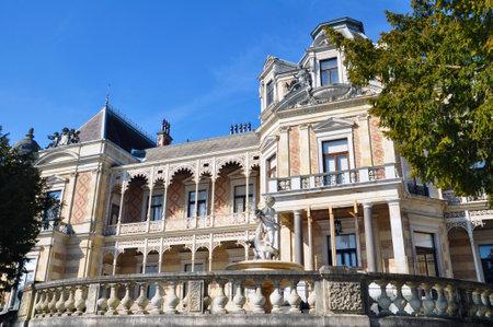 Hermesvilla in Vienna, Austria