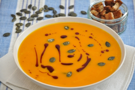 Pumpkin Soup photo