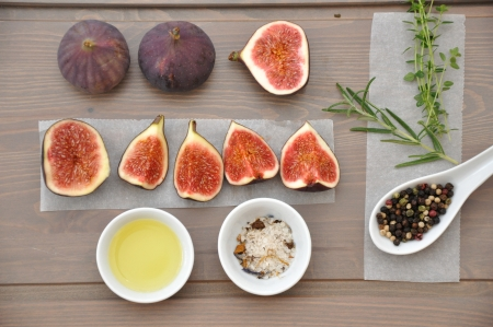 Ingredients for a healthy dinner Stock Photo - 18311945