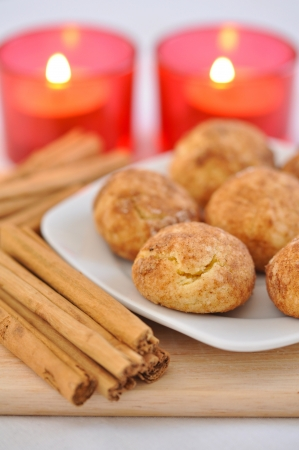 Snickerdoodles Stock Photo - 18343348