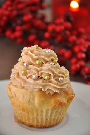 Spakulatius Cupcake photo