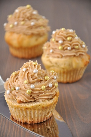 Speculoos Cupcake photo