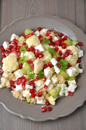 Pomegranate Couscous Salad photo