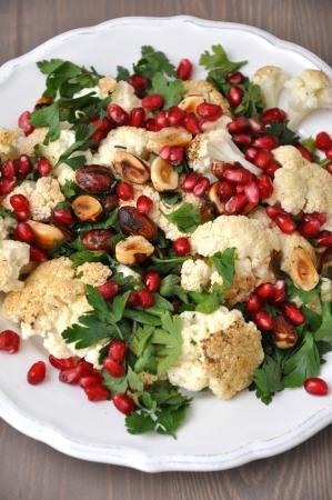 Pomegranate Couscous Salad photo
