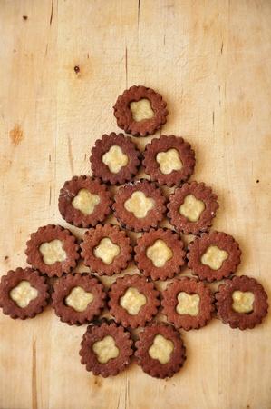 christmas cookies: Koekjes van Kerstmis