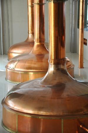 Brauerei Standard-Bild