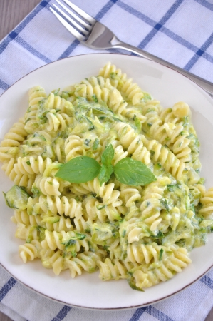 Zucchini Pasta photo