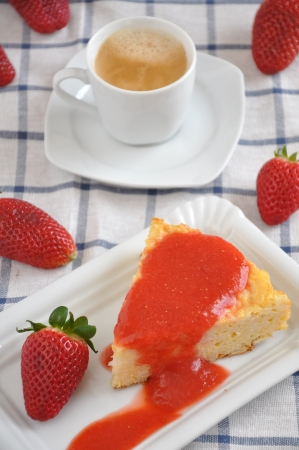 Strawberry Cake photo