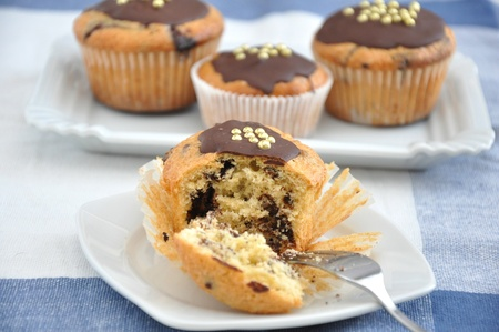 Chocolate Muffin photo