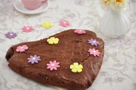 Heart Shaped Cake photo