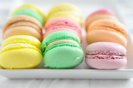 macaron: Macarons Stock Photo