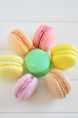 Macarons Stock Photo - 19333359