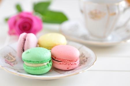 macarons: Macarons Stock Photo