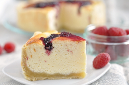 Berry Cheesecake photo