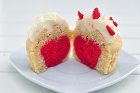 Valentines Cupcakes Stock Photo - 19712595