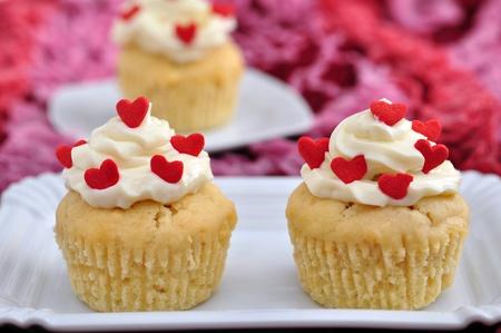 Valentines Cupcakes photo
