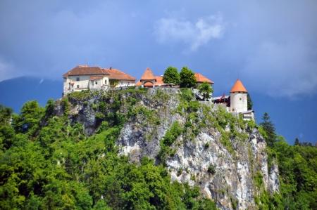 Bleder See in Slowenien Standard-Bild - 20272812