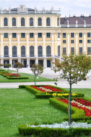 schloss schonbrunn: Schloss Schonbrunn, Castle in Vienna Editorial