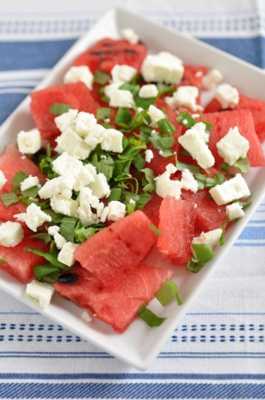 Water Melon Salad photo