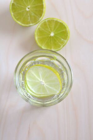 Water with Lemon photo