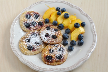 Blueberry Pancakes photo