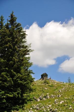 Mountains in Austria photo