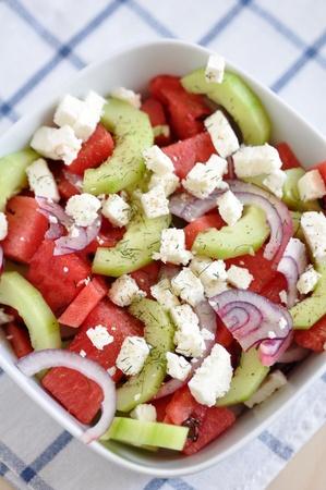 Watermelon Salad photo