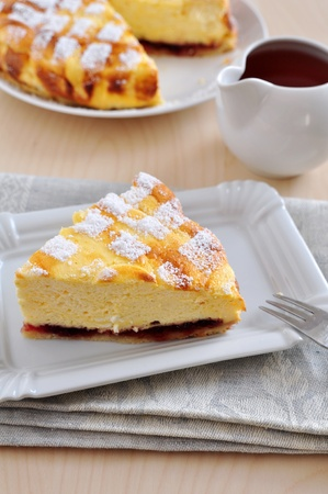 Cheesecake, Topfentorte photo