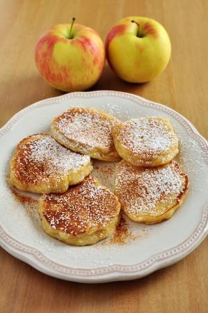 Apple-Pfannkuchen