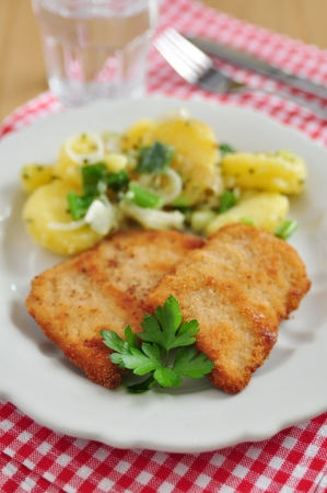 Wiener Schnitzel photo