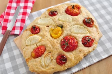 Italian Tomato Bread photo