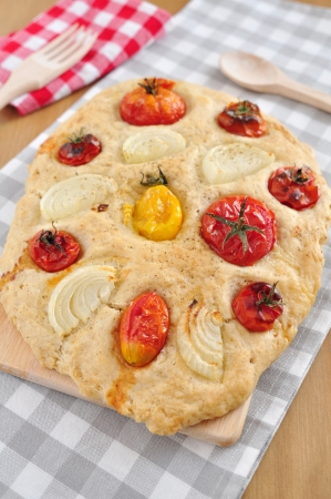 Italian Tomato Bread photo