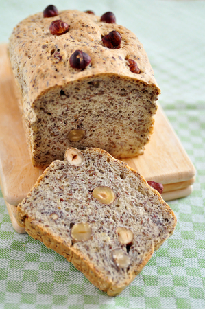 Hazelnut Bread photo