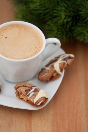 Christmas Coffee Cookies photo