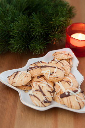anis: Christmas Cookies with anis