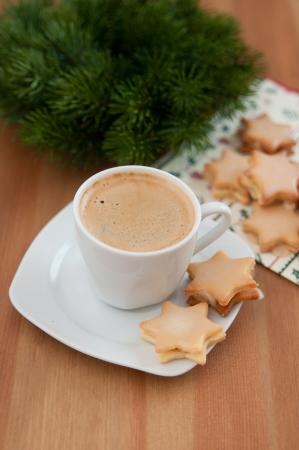 Christmas Star Cookies photo