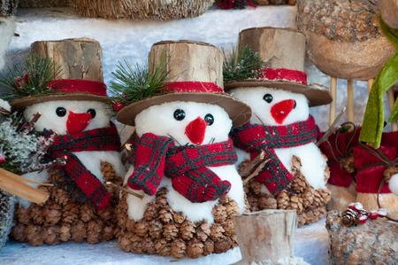 decoraciones de navidad: Mercado de Navidad